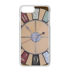 Collage 1706638 1920 Apple Iphone 8 Plus Seamless Case (white) by vintage2030