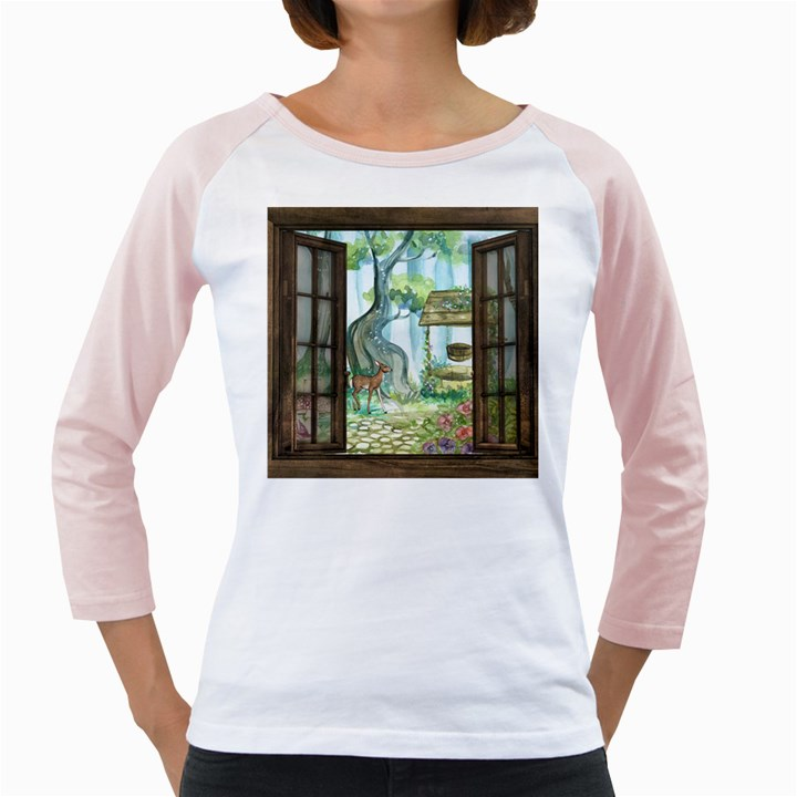 Town 1660349 1280 Girly Raglan