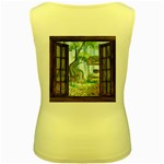 Town 1660349 1280 Women s Yellow Tank Top Back