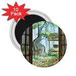Town 1660349 1280 2.25  Magnets (10 pack)  Front