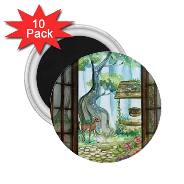 Town 1660349 1280 2.25  Magnets (10 pack)