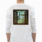 Town 1660349 1280 Long Sleeve T-Shirt Back