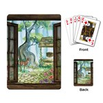 Town 1660349 1280 Playing Cards Single Design Back