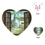 Town 1660349 1280 Playing Cards (Heart) Front