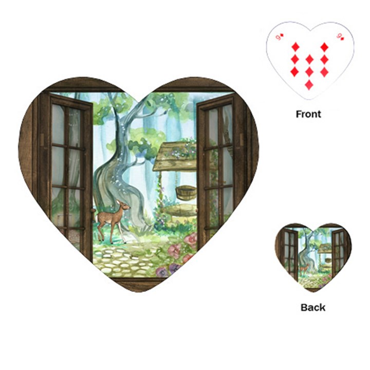 Town 1660349 1280 Playing Cards (Heart)