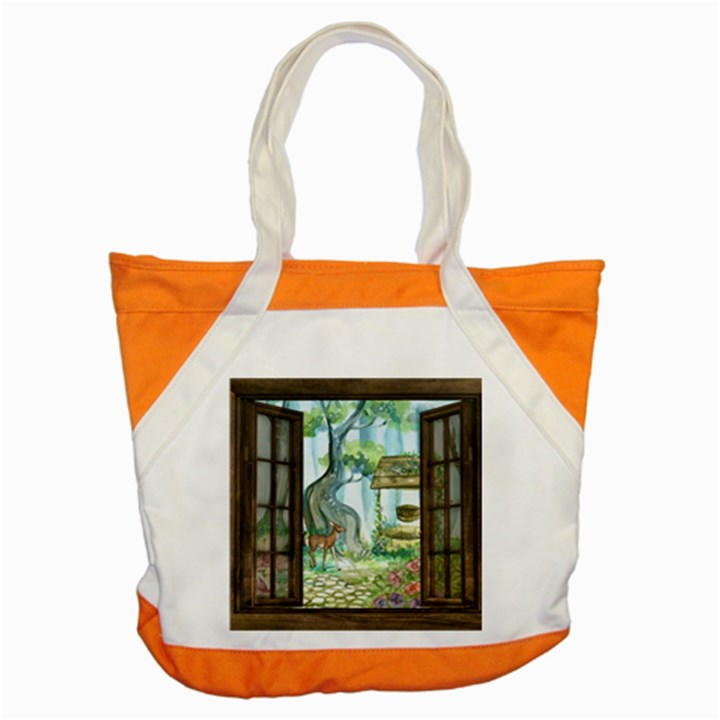 Town 1660349 1280 Accent Tote Bag