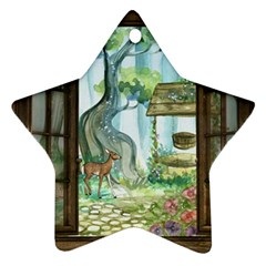 Town 1660349 1280 Star Ornament (two Sides) by vintage2030