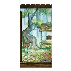Town 1660349 1280 Shower Curtain 36  X 72  (stall)  by vintage2030