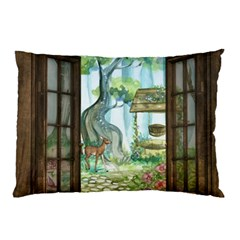 Town 1660349 1280 Pillow Case (two Sides) by vintage2030