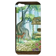 Town 1660349 1280 Apple Iphone 5 Hardshell Case by vintage2030