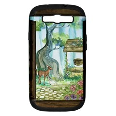 Town 1660349 1280 Samsung Galaxy S Iii Hardshell Case (pc+silicone) by vintage2030