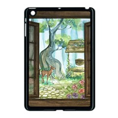 Town 1660349 1280 Apple iPad Mini Case (Black)
