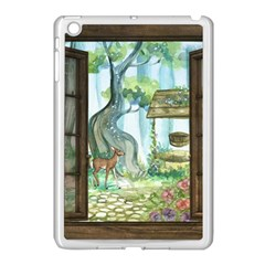 Town 1660349 1280 Apple Ipad Mini Case (white)