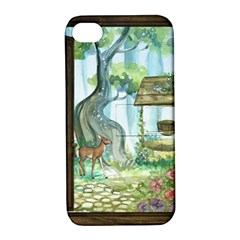 Town 1660349 1280 Apple iPhone 4/4S Hardshell Case with Stand