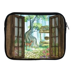 Town 1660349 1280 Apple iPad 2/3/4 Zipper Cases