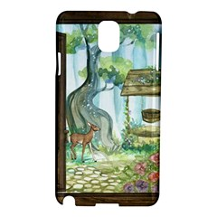 Town 1660349 1280 Samsung Galaxy Note 3 N9005 Hardshell Case by vintage2030