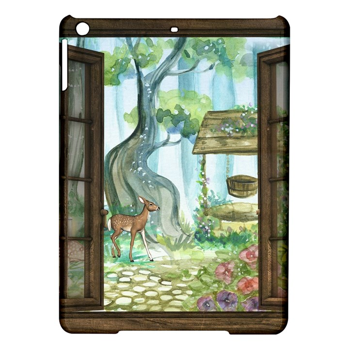 Town 1660349 1280 iPad Air Hardshell Cases