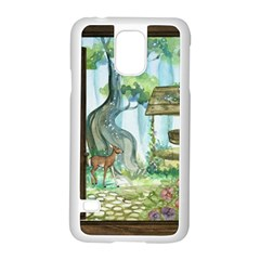Town 1660349 1280 Samsung Galaxy S5 Case (White)