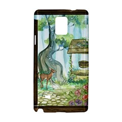 Town 1660349 1280 Samsung Galaxy Note 4 Hardshell Case by vintage2030