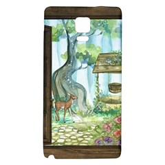 Town 1660349 1280 Samsung Note 4 Hardshell Back Case by vintage2030