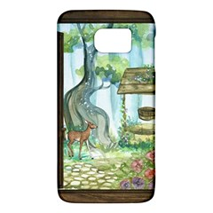 Town 1660349 1280 Samsung Galaxy S6 Hardshell Case  by vintage2030
