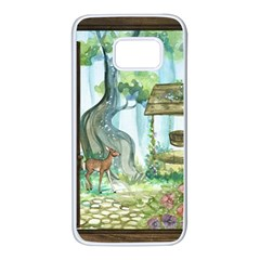 Town 1660349 1280 Samsung Galaxy S7 White Seamless Case by vintage2030