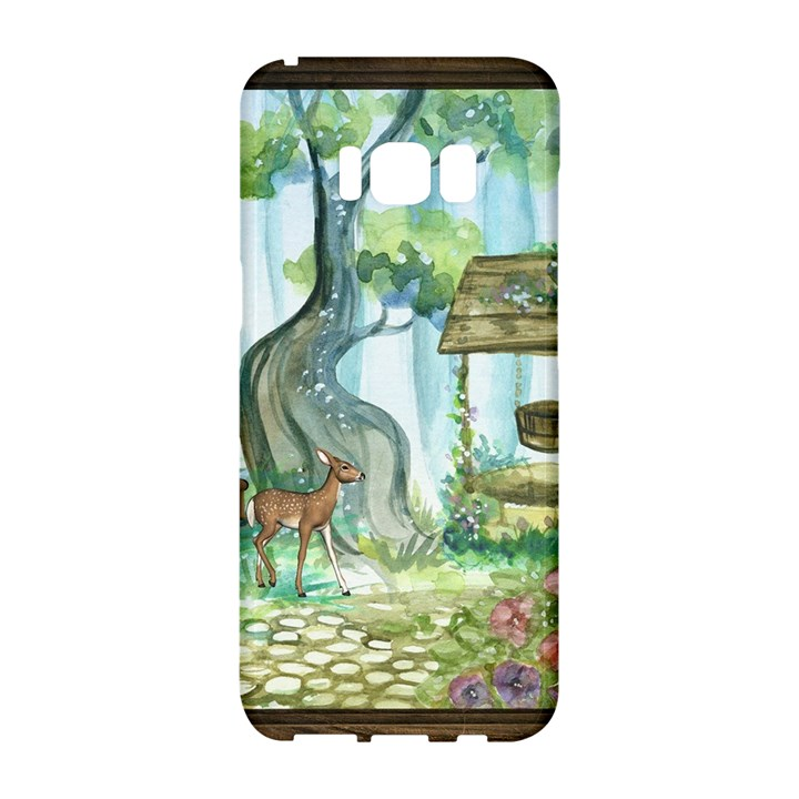 Town 1660349 1280 Samsung Galaxy S8 Hardshell Case