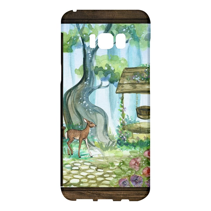 Town 1660349 1280 Samsung Galaxy S8 Plus Hardshell Case
