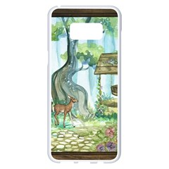 Town 1660349 1280 Samsung Galaxy S8 Plus White Seamless Case