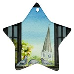Town 1660455 1920 Ornament (Star) Front