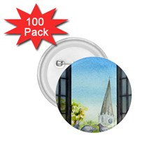 Town 1660455 1920 1 75  Buttons (100 Pack)  by vintage2030