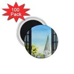 Town 1660455 1920 1 75  Magnets (100 Pack)  by vintage2030