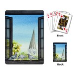 Town 1660455 1920 Playing Cards Single Design Back
