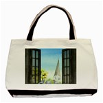 Town 1660455 1920 Basic Tote Bag Front