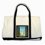 Town 1660455 1920 Two Tone Tote Bag Front