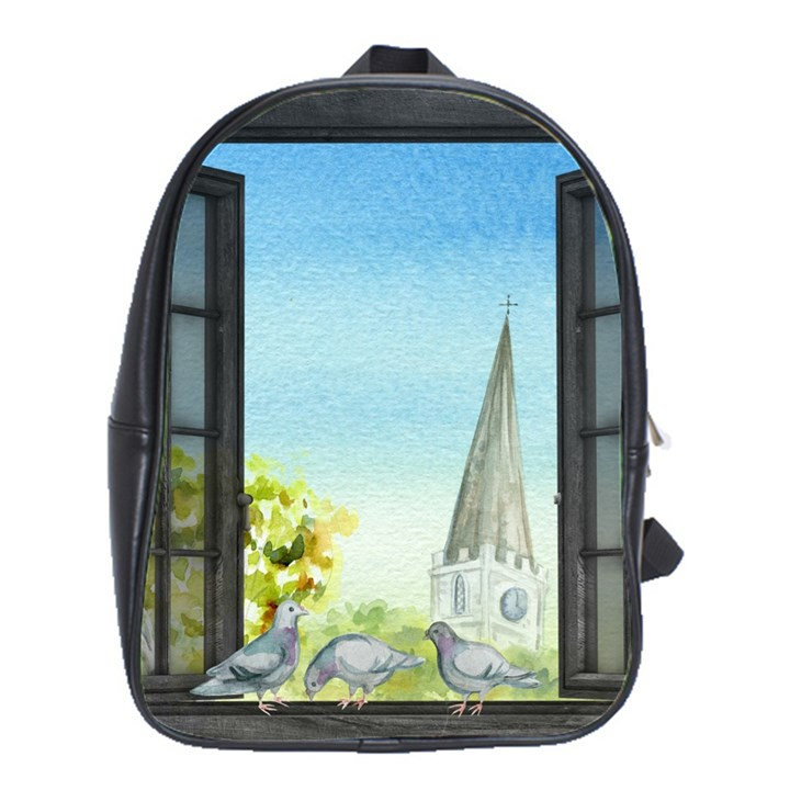 Town 1660455 1920 School Bag (Large)