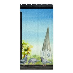 Town 1660455 1920 Shower Curtain 36  X 72  (stall)