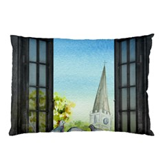 Town 1660455 1920 Pillow Case (two Sides)