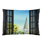 Town 1660455 1920 Pillow Case (Two Sides) Back