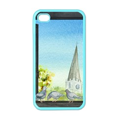 Town 1660455 1920 Apple Iphone 4 Case (color)