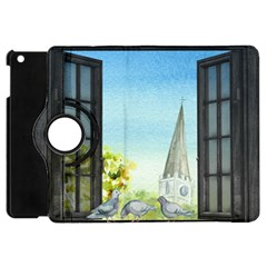 Town 1660455 1920 Apple Ipad Mini Flip 360 Case by vintage2030