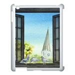 Town 1660455 1920 Apple iPad 3/4 Case (White) Front