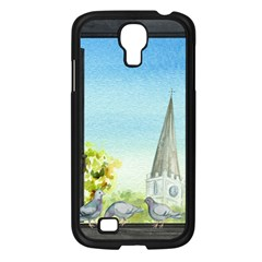 Town 1660455 1920 Samsung Galaxy S4 I9500/ I9505 Case (black)