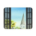 Town 1660455 1920 Double Sided Flano Blanket (Mini)  35 x27 Blanket Front