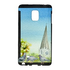 Town 1660455 1920 Samsung Galaxy Note Edge Hardshell Case