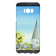 Town 1660455 1920 Samsung Galaxy S8 Plus Hardshell Case