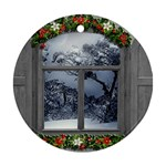 Winter 1660924 1920 Ornament (Round) Front