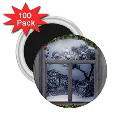 Winter 1660924 1920 2 25  Magnets (100 Pack)  by vintage2030