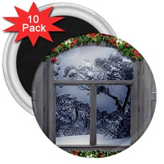 Winter 1660924 1920 3  Magnets (10 pack)