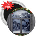 Winter 1660924 1920 3  Magnets (100 pack) Front